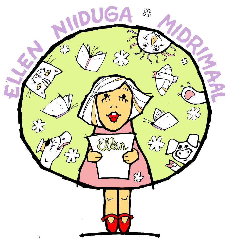 "Nation-wide children's poetry recital contest ""ELLEN NIIDUGA MIDRIMAAL"""