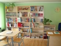 Saksi raamatukogu 2007. aastal.