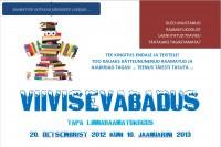 Viivisevabad päevad Tapa valla raamatukogudes 20.12.2012–10.01.2013