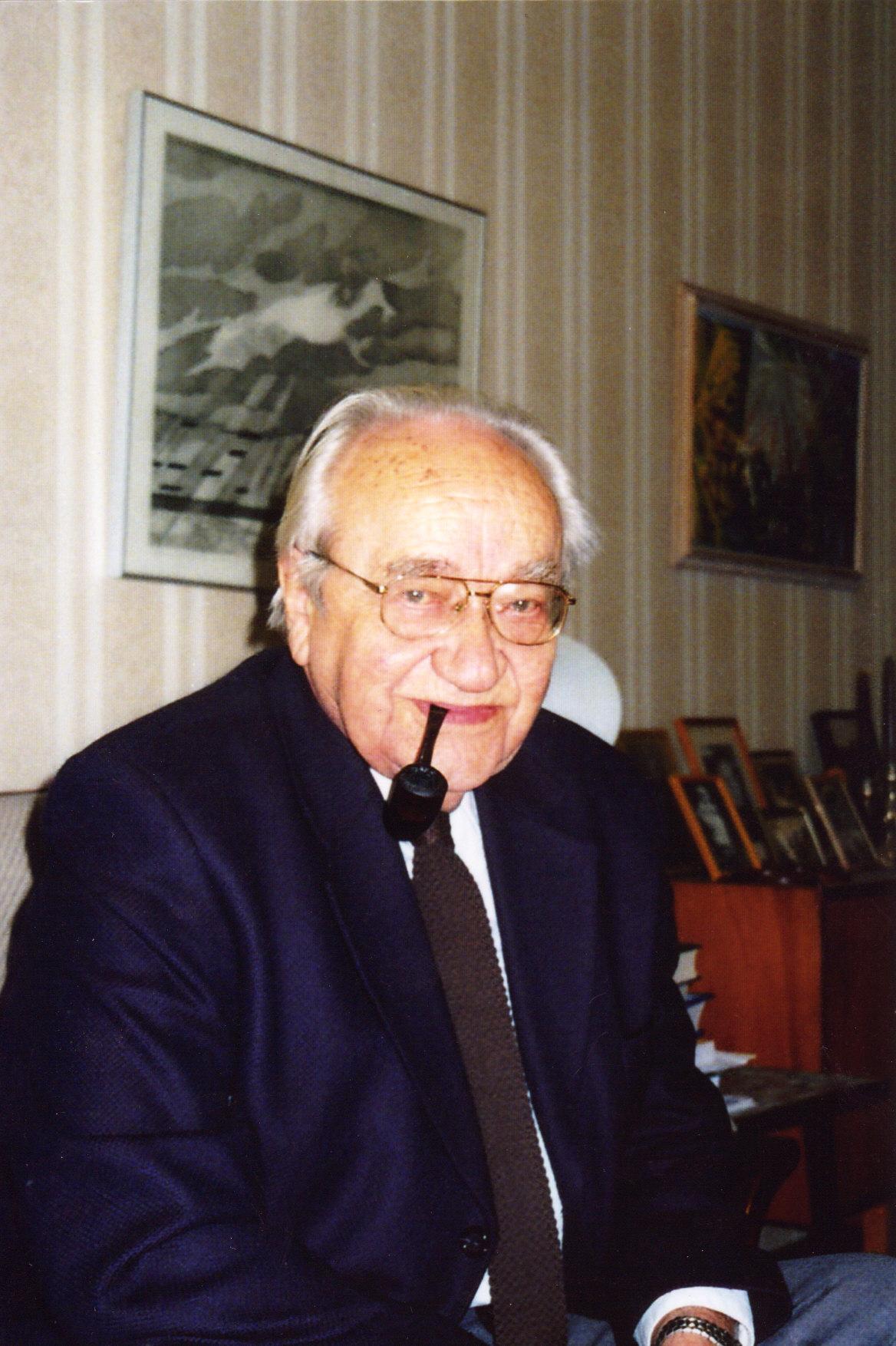 Ilmar Talve 95. sünniaastapäeva tähistamine