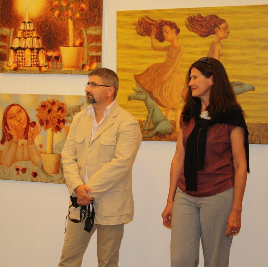 Valgevene kunstnike näitus