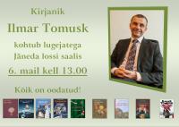 Kohtumine Ilmar Tomuskiga Jänedal