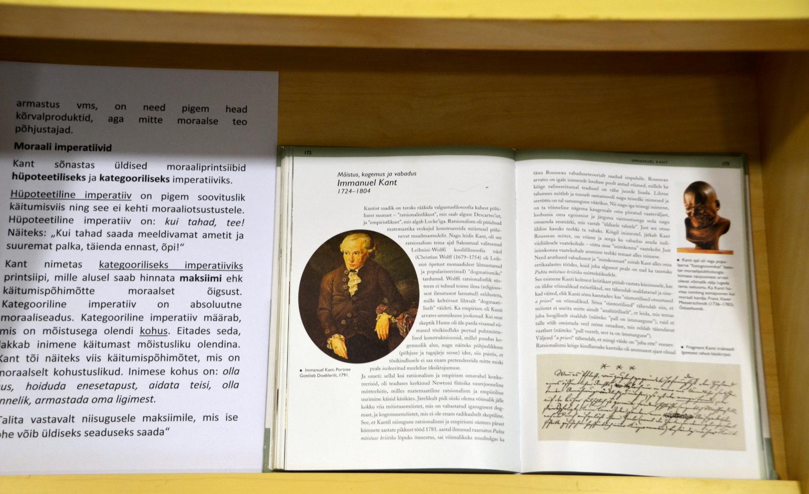 Suuri mõtlejaid — Immanuel Kant