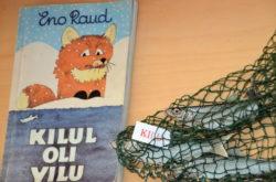 "Raamatunäitus ""Kalad kalal"""