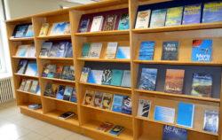 """Raamatunäitus """"Meri seob mõtteid"""""""