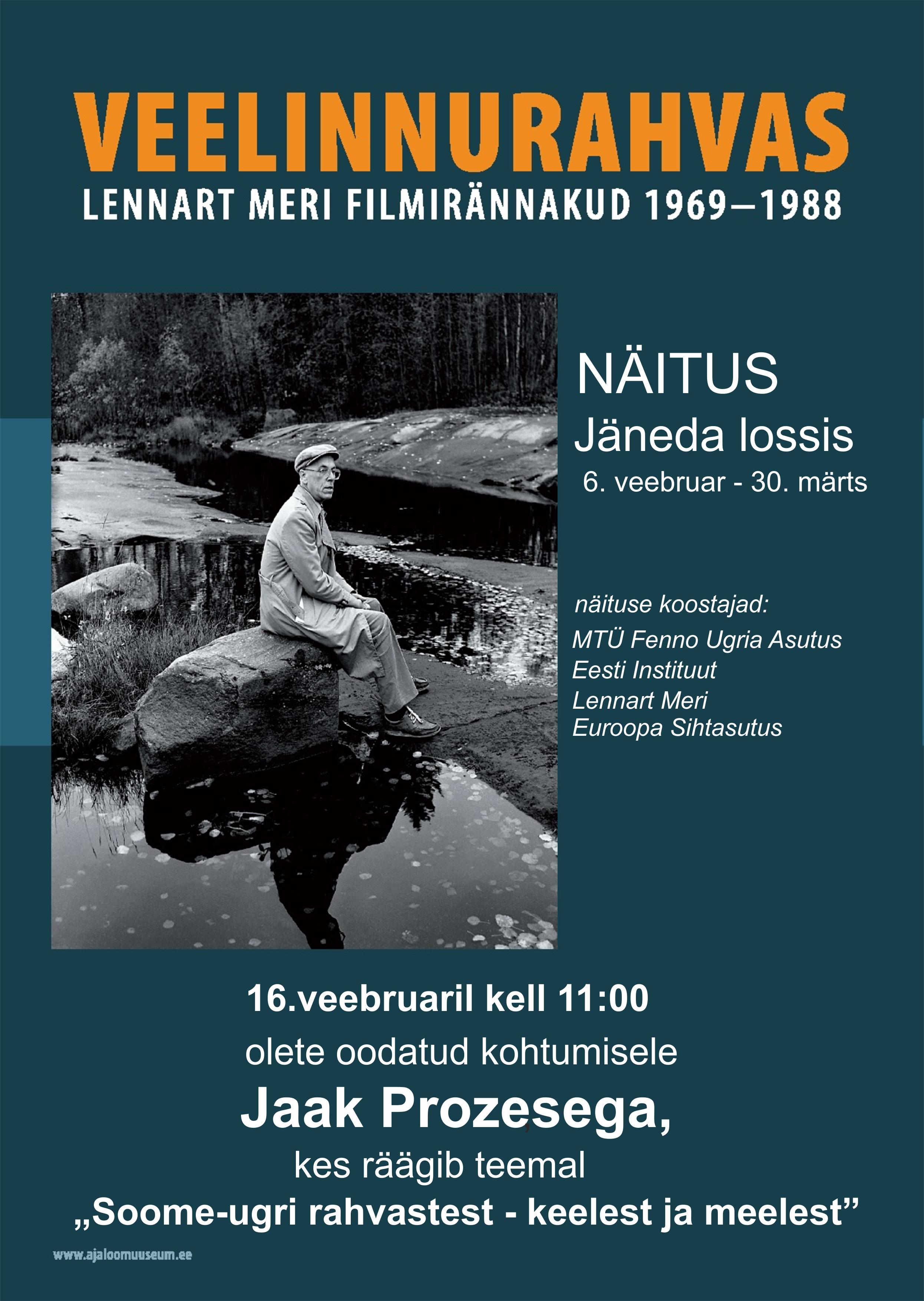 Soome-ugri rahvastest – keelest ja meelest