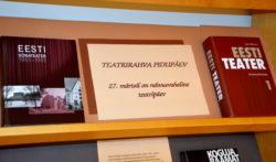 """Väljapanek """"Teatrirahva pidupäev"""""""