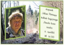 Kohtumine lastekirjanik Juhani Püttsepaga