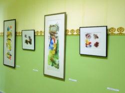 """Näitus """"Akvarellide tappev tabamatus"""""""