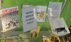 """Raamatunäitus """"Hundid söönud, lambad terved"""""""