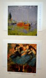 """Näitus """"Tuntumad impressionismi esindajad"""""""
