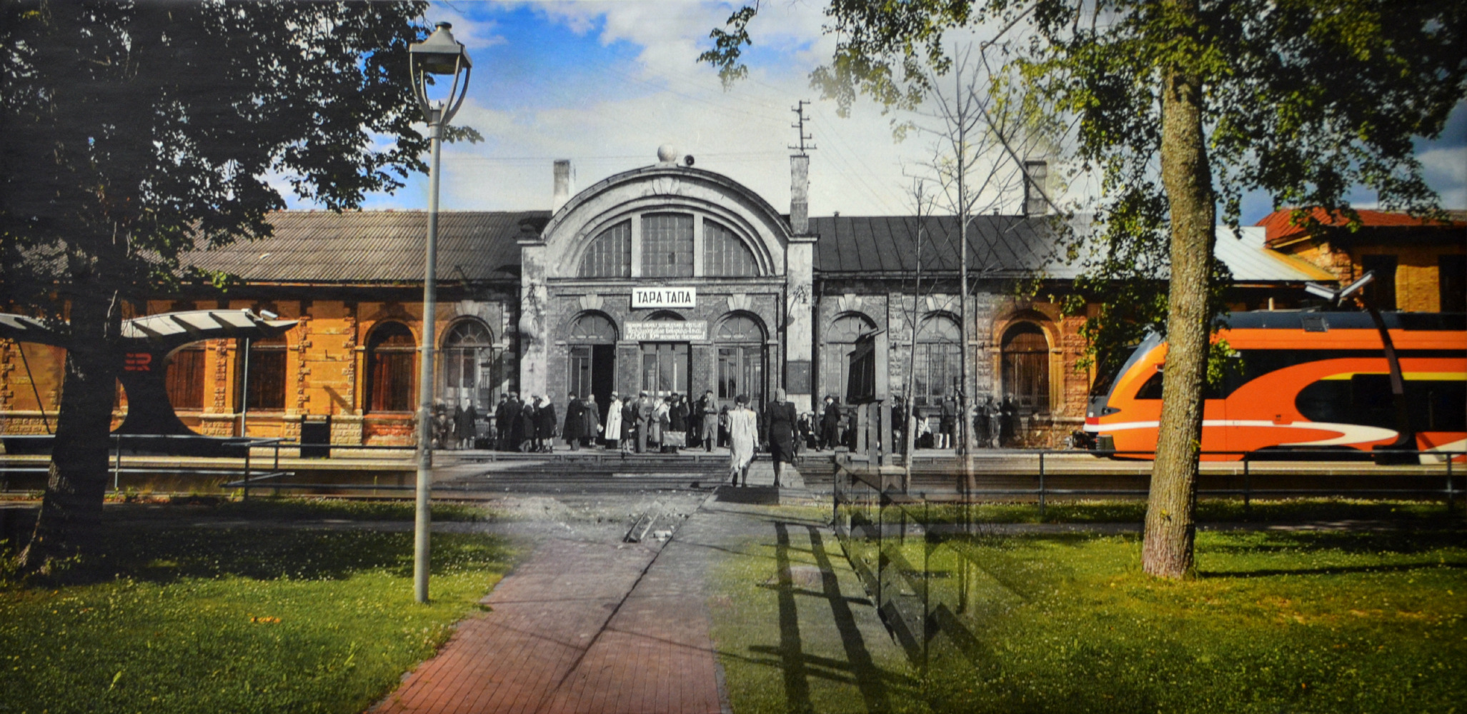(Eesti) Tapa rongijaama elluärkamine