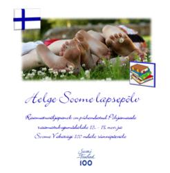 """Raamatuväljapanek """"Helge Soome lapsepõlv"""""""