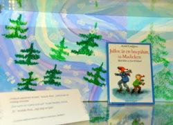"""Raamatunäitus """"Vaata, Madlike, lund sajab"""""""