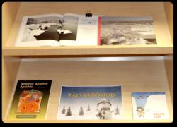 """Raamatunäitus """"Talverõõmud"""""""