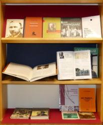 """Näitus """"Väikese rahva suur kirjanik. Anton Hansen Tammsaare 140"""""""