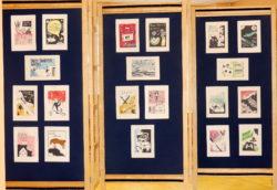 Tapa Muusika- ja Kunstikooli kunstiosakonna õpilaste loometööde näitus