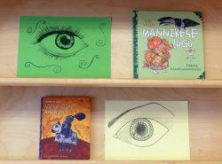 """Raamatuväljapanek """"Silmapaistvad raamatud"""""""