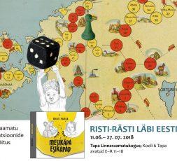 (Eesti) Risti-rästi läbi Eestimaa
