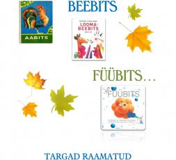 (Eesti) Aabits, beebits, füübits — targad raamatud algajatele ja edasijõudnutele