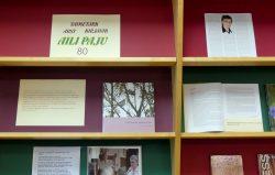 """Näitus """"Taimetark, arst ja kirjanik Aili Paju 80"""""""