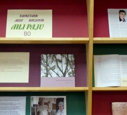 Taimetark, arst ja kirjanik Aili Paju 80