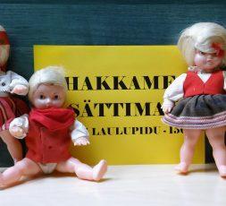 (Eesti) Hakkame sättima! Eesti laulupidu — 150
