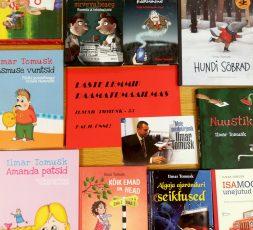 (Eesti) Laste lemmik raamatumaailmas Ilmar Tomusk — 55