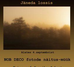 (Eesti) Jaanika Jalasti fotonäitus