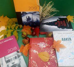 (Eesti) Oktoober — eesti kirjanduse kuu