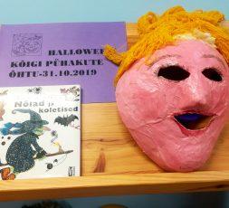 (Eesti) Halloween, kõigi pühakute õhtu — 31.10.2019