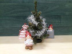 """Raamatunäitus """"Juba jõulud mõtetes"""""""