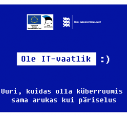 (Eesti) Ole IT-vaatlik
