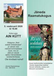 Ain Kütt Jänedal - plakat