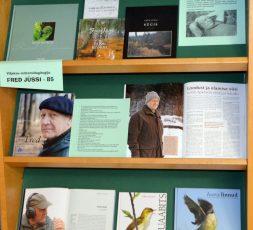 (Eesti) Viljakas mittemidagitegija. Fred Jüssi 85
