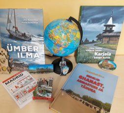 (Eesti) Kodutanumast kaugemal — eestlaste reisid