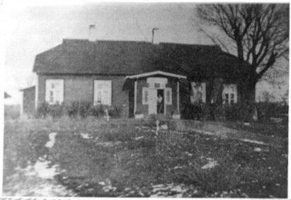 Assamalla koolimaja 1887. aastal