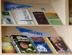 """Raamatunäitus """"Kohtumised ja hüvastijätud"""""""
