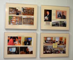 """Fotonäitus """"100 hetke Tapa raamatukogu ajaloos"""""""