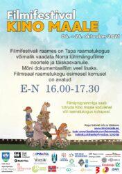"Filmifestival ""Kino maale"" 2021"